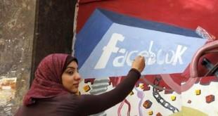 Mideast Egypt Facebook