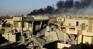 Islamic State Scorched Earth