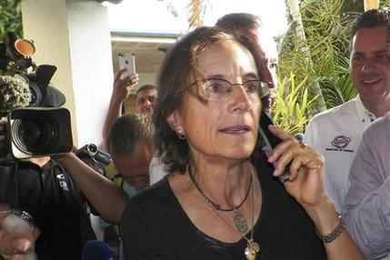 Salud Hernandez Mora