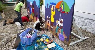 Haiti Preserving Art