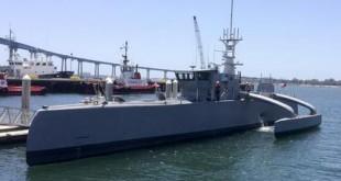 APTOPIX Military Unmanned Ship