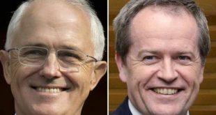 Malcolm Turnbull, Bill Shorten