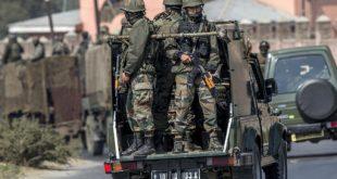 India Kashmir Battle
