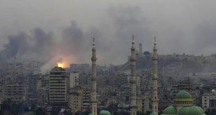 Syria Aleppo Destruction