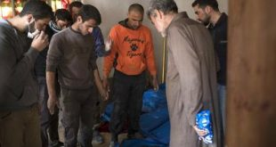 Mideast Civilian Casualties