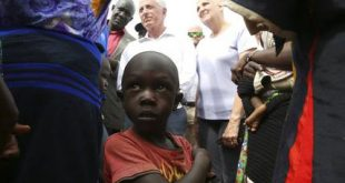 Uganda US Foreign Aid