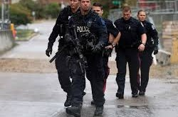 Edmonton police report show city officer are pointing their gun oftrn