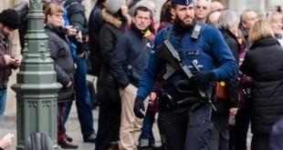 Belgium Arrests