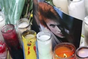 New York Obit David Bowie
