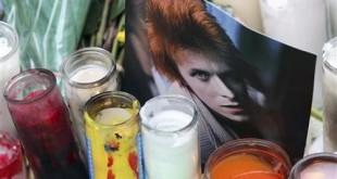 Bowie views top daily record on Vevo, beating Adele