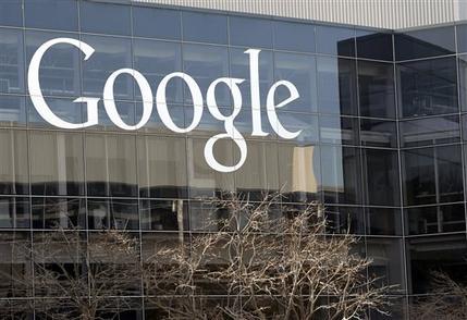 Google parent Alphabet may soon top Apple's market value