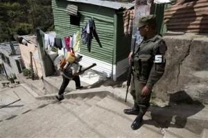 Guatemala Zika Virus Street Gangs