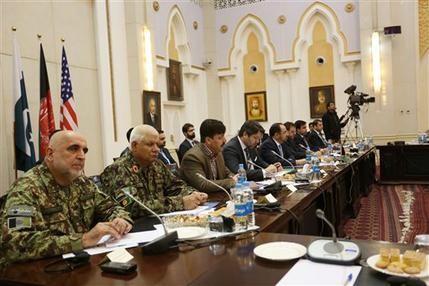 Afghan official: Date expected for Kabul-Taliban meeting