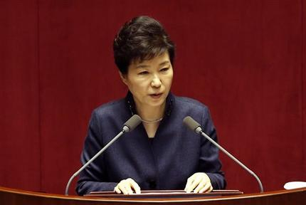 With woman running S. Korea, North's insults turn sexist