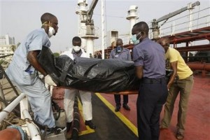 Nigeria Hijacked Ship