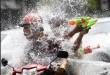 Thailand National Water Fight