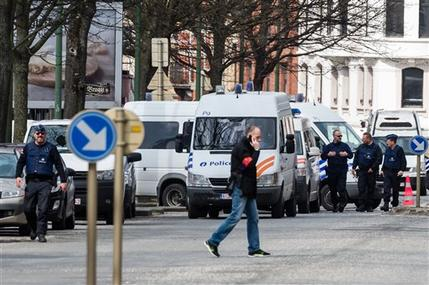 2 more suspects charged in Brussels bombings
