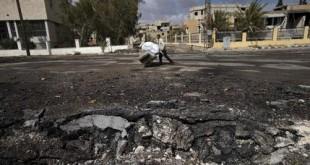 APTOPIX Mideast Syria Amateur Deminers