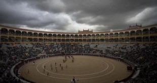 Spain Bullfighting