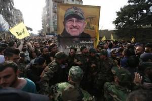 APTOPIX Mideast Lebanon Hezbollah