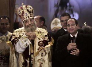 Tawadros II, Abdel-Fattah el-Sissi