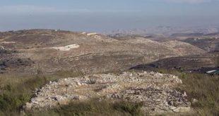 Mideast Israel Outpost Battle