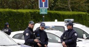 France Policeman Killed