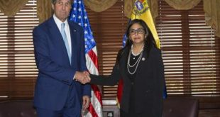 Dominican US Venezuela Kerry