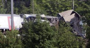 Belgium Train Collision