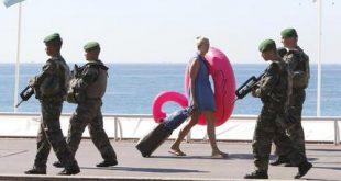 France Terror Target