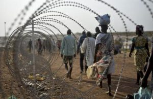South Sudan Targeted Rapes