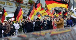 Germany Migrant Trouble