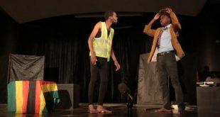 Zimbabwe-Laughing at Disaster
