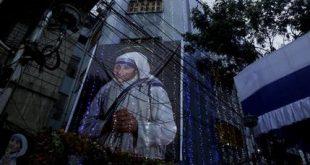 APTOPIX India Mother Teresa