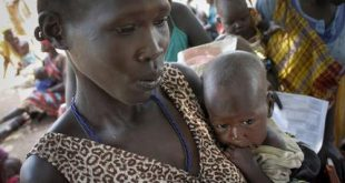 South Sudan Starved of Aid