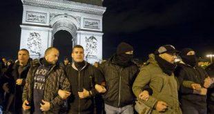 France Police Prostests