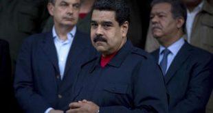 Martin Torrijos, Jose Luis Ridriguez Zapatero, Nicolas Maduro
