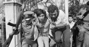 Thailand Massacre Anniversary