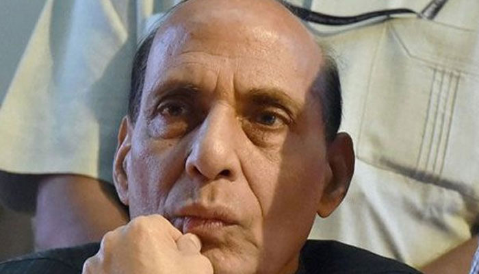 With eight civilians killed by Pakistan, Rajnath reviews tense LoC situation with Manohar Parrikar, NSA Ajit Doval