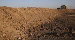 Mideast Iraq Kurdish Frontier
