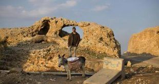 Israel Palestinians Daily Life