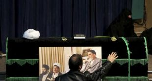 APTOPIX Iran Rafsanjani