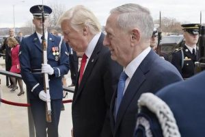 Donald Trump, James Mattis, Jim Mattis