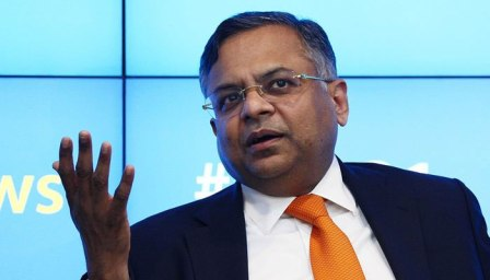 N Chandrasekaran takes over Tata Group reins today, says it's an honour to head Tata Group