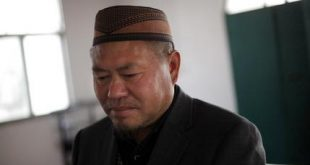 China Islamophobia