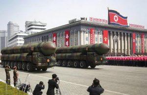 North Korea Koreas Tension