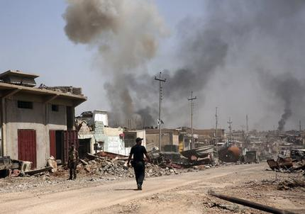 Iraq Mosul Siege