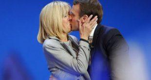 France Election Brigitte Macron