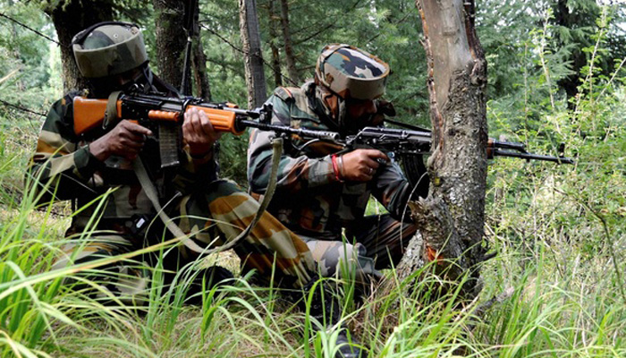 Rashtriya Rifles​ officer shot dead by jawan in J&K's Uri sector in cold blood