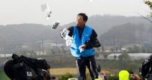 South Korea The Balloon War
